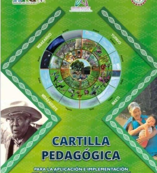 CARTILLA PEDAGOGICA PARA LA APLICACION  E  IMPLEMENTACION DEL CURRICULO REGIONALIZADO GUARANI
